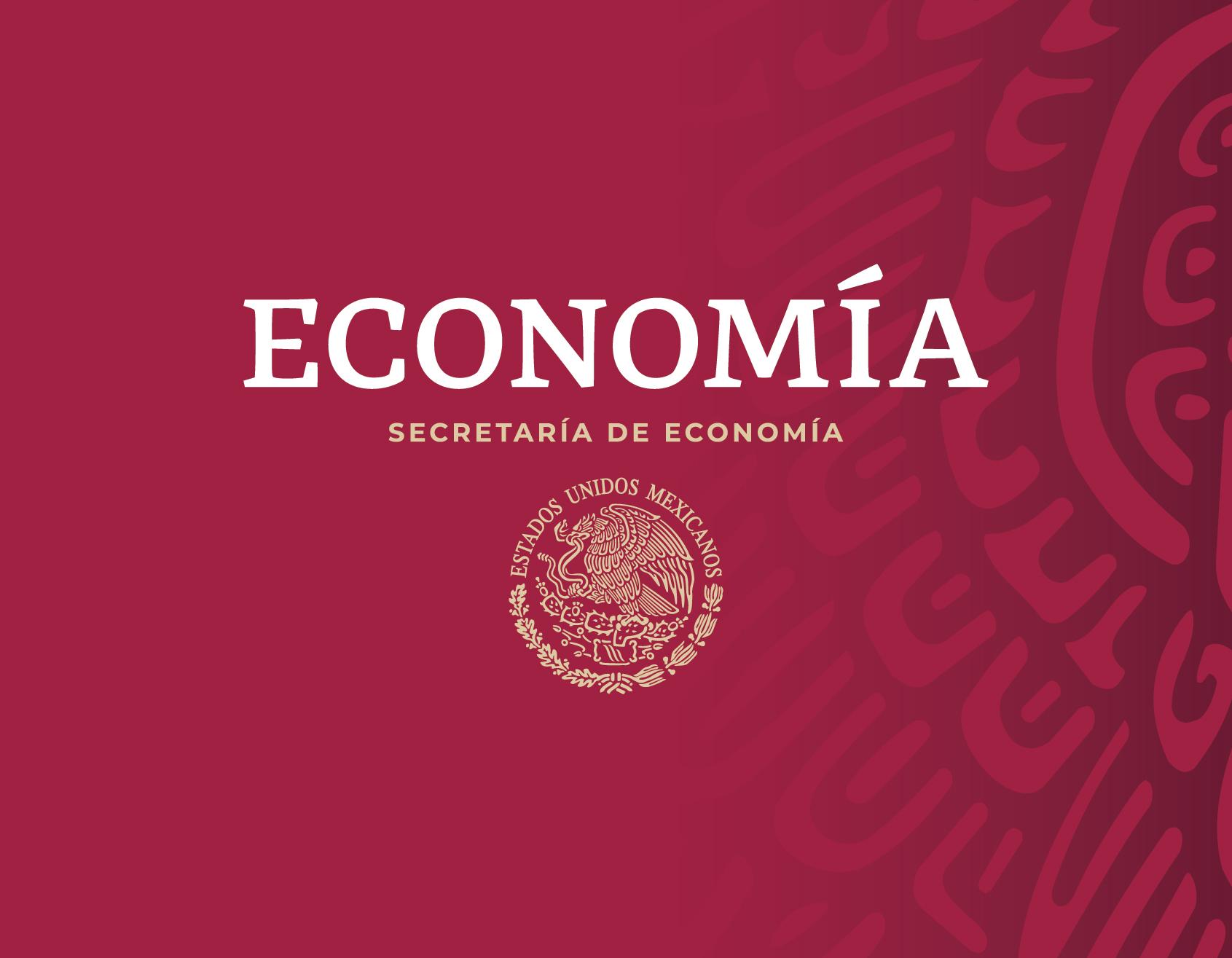 Secretaría de Economía Gobierno de México
