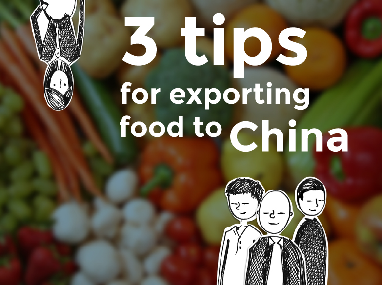 Demand for imported food is growing among China's middle