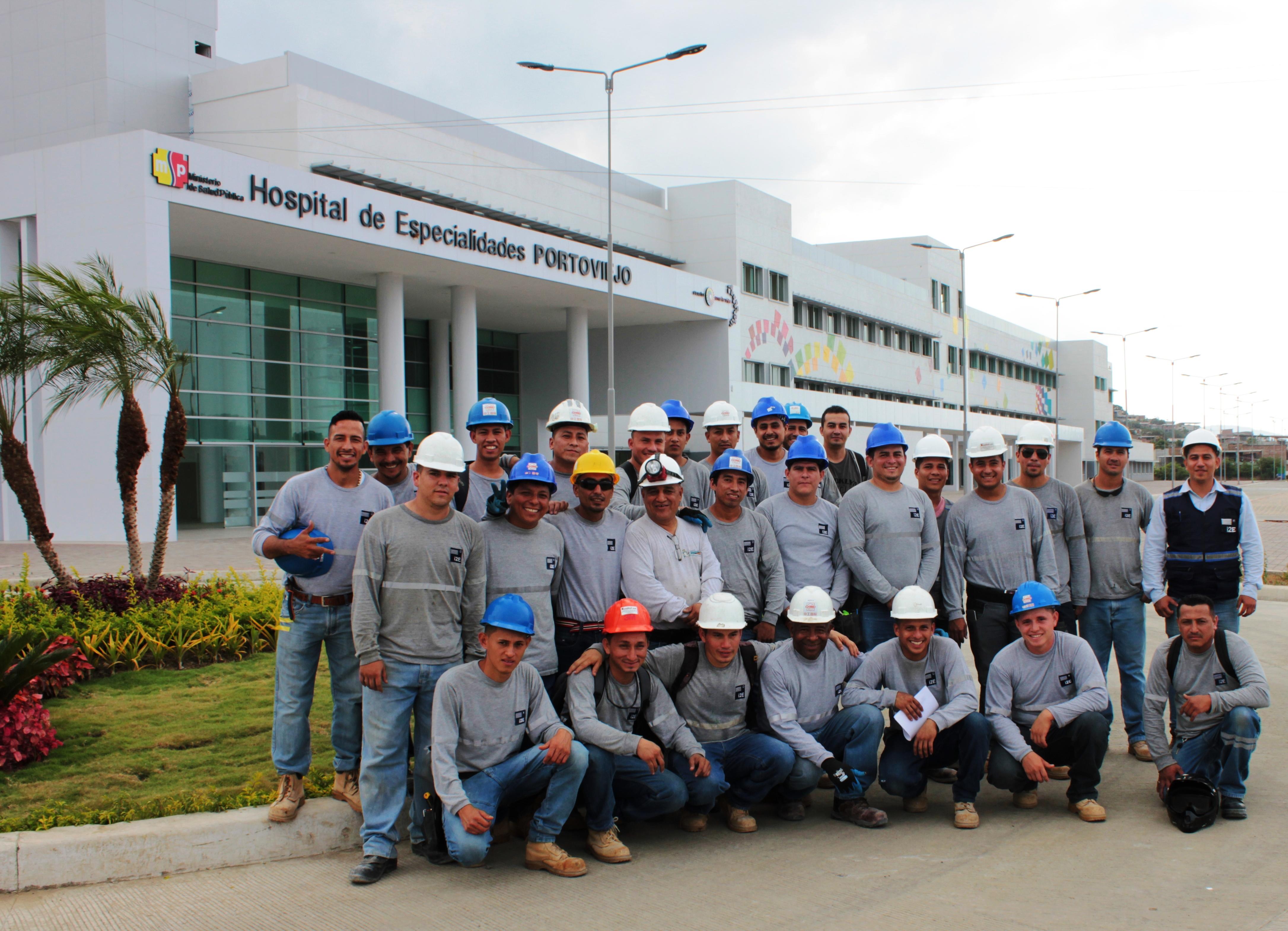 I2e ingenieros el ctricos electr nicos ecuador for Oficinas dhl peru