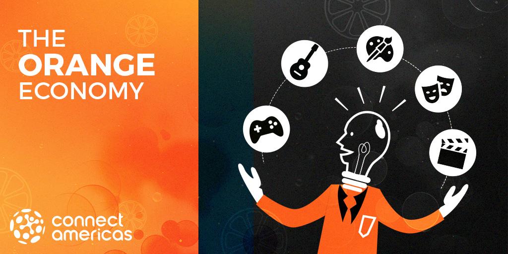 The Orange Economy An Infinite Opportunity Connectamericas