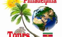 Philadelphia tours suriname
