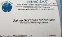 Jhelpac sac