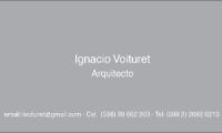 Estudio Arq. Ignacio Voituret