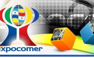 Expocomer Exposición Comercial Internacional