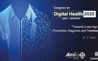 Congress on Digital Health 2020 AMITI - COPARMEX