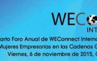 Fourth Annual WEConnect International Forum in Mexico