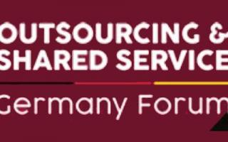 Outsourcing & Shared Service Germany Forum