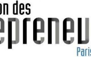 El salón de los empresarios de París