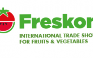 International Trade Show for Fruits and Vegetables - Freskon