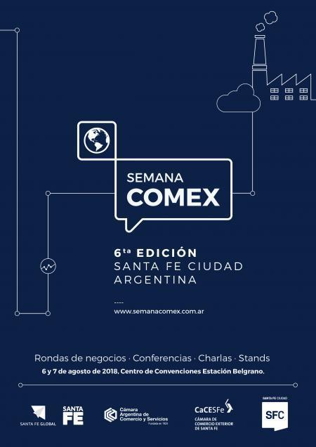 6TA EDICIÓN SEMANA COMEX