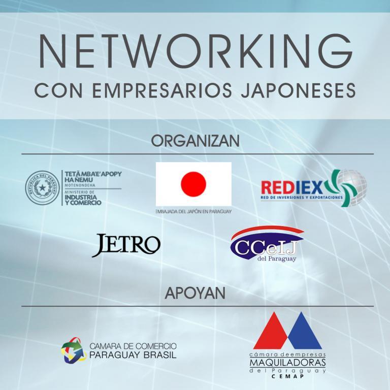 NETWORKING CON EMPRESARIOS JAPONESES - PARAGUAY