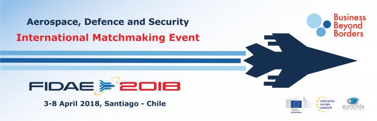 Business Beyond Borders International Matchmaking at FIDAE 2018