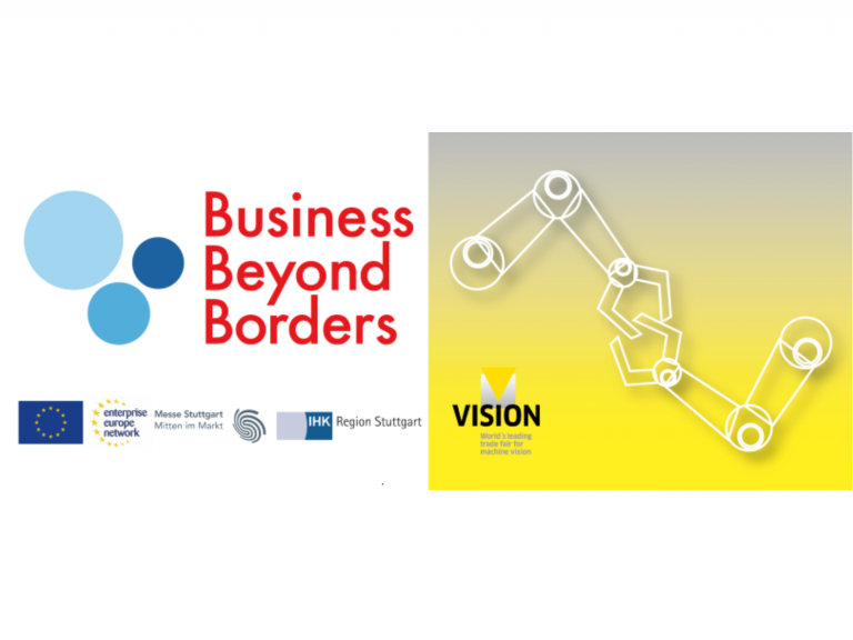 Business Matchmaking at VISION Stuttgart 2018