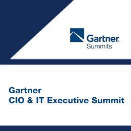Gartner Cumbre Ejecutiva de CIO & TI
