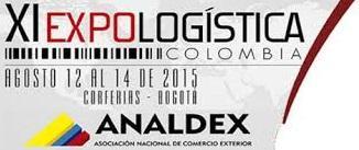 XI Expologística Colombia
