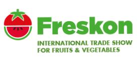 International Trade Show for Fruits and Vegetables - Freskon