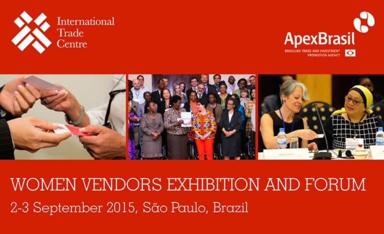 Women Vendors Exhibition and Forum 2015 (WVEF 2015)