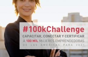 9 compañías multinacionales se suman al #100kChallenge