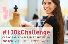 #100kChallenge: O BID e nove multinacionais unem forças para capacitar 100 mil mulheres empresárias das Américas até 2021