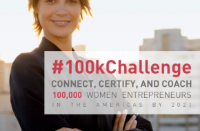 9 multinational companies join the #100kChallenge
