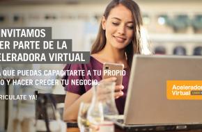 Mujeres ConnectAmericas, Mastercard, INCAE lanzan aceleradora virtual para capacitar a mujeres emprendedoras en América Latina