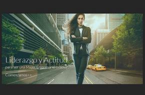 Curso: Liderança e Atitude para ser uma Mulher Empresária de Sucesso