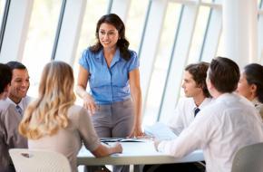 6 características que definen el liderazgo femenino