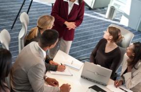 6 características que definem a liderança feminina