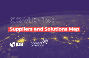 IDB launches interactive map of suppliers to respond to the COVID-19 emergency